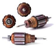 Rotor de moteur électrique Photo libre de droits