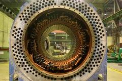 Rotor de moteur électrique des actions Images libres de droits