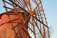 Rotor de moulin à vent Images stock