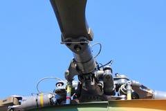 Rotor del helicóptero Imagen de archivo libre de regalías