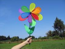Rotor do vento Fotos de Stock Royalty Free