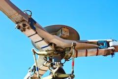 A rotor head Royalty Free Stock Photography