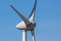 Rotor house of a big windturbine Stock Photo