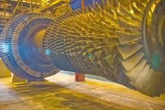 Rotor  turbine Royalty Free Stock Photo
