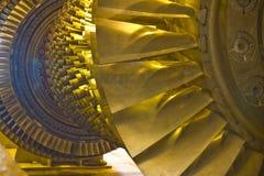 Rotor turbine Royalty Free Stock Photos