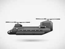 A rotorcraft Royalty Free Stock Photos