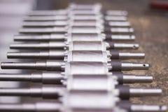 Rotore del motore elettrico delle azione immagine stock libera da diritti