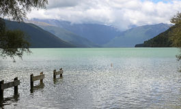 Rotoroa Lake Royalty Free Stock Images