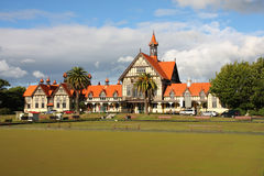 Rotorua Royalty Free Stock Photo