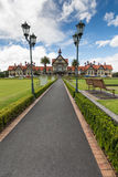 Rotorua city, North island of New Zealand Royalty Free Stock Images