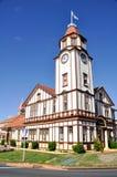 Rotorua Informationszentrale Lizenzfreie Stockfotografie
