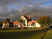 Rotorua Museum. New Zealand royalty free stock photos