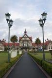 Rotorua Museum royalty free stock photos