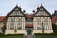 Rotorua Museum Stock Photos