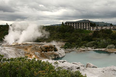 Rotorua New Zealand Stock Images