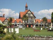 Rotorua Nouvelle Zélande Photos libres de droits