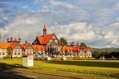 Rotorua Nouvelle Zélande Photos stock