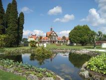 Rotorua Nova Zelândia Fotografia de Stock