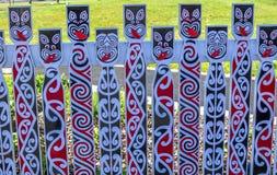 Rotorua regeringträdgårdar Royaltyfria Bilder