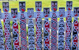 Rotorua-Regierungsgärten Lizenzfreie Stockbilder