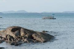 Rots in het overzees Thailand Royalty-vrije Stock Foto's