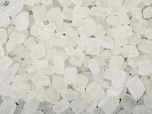 Rots sugarï kristallisatie ¼ ŒSugar stock afbeeldingen