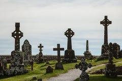 Rots van Cashel, Ierland Stock Foto