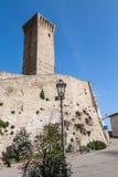 Rots van Teodorano stock afbeelding