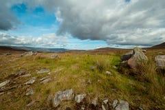 Rotsachtig Schotland Stock Foto