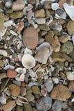 Rotsachtig Strand stock fotografie