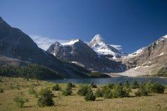 Rotsachtige backcountry berg Royalty-vrije Stock Foto's