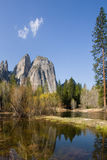 Het Nationale Park van Yosemite Royalty-vrije Stock Fotografie