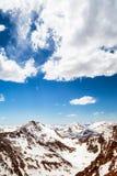 Rotsachtige Bergen stock foto