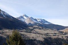 Rotsachtige Bergen stock foto's