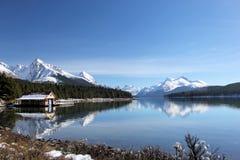 Rotsachtige Bergen - Canada Stock Fotografie