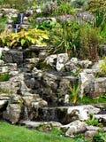 Rotsachtige Waterval Royalty-vrije Stock Fotografie