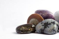 Rotsen en mineralen Royalty-vrije Stock Afbeeldingen