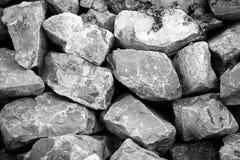 Rotsen en Steen Stock Foto's