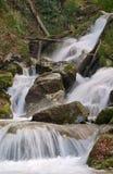 Rotsen en Water royalty-vrije stock foto's
