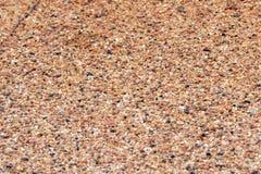 Rotsen en zand Stock Afbeeldingen