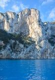 Rotsen in Sardinige Royalty-vrije Stock Afbeeldingen