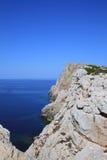 Rotsen van Sardinige royalty-vrije stock foto