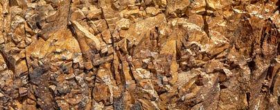 Rotstexturen, Lava Texture voor banner stock foto's