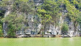 Rotsvorming in Ninh Xuân - Vietnam stock afbeeldingen