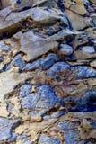 Rotsvormingen, Hogere Bristlecone-Lijnsleep, MT Charleston, Nevada stock foto's
