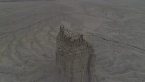 Rotsvormingen in Westelijk Colorado stock videobeelden