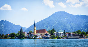 Rottach-egern Royalty Free Stock Images