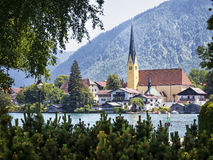 Rottach-egern Royalty Free Stock Photo