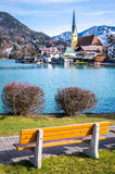 Rottach-egern Royalty Free Stock Photos