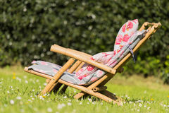 Rottan chair Stock Photos